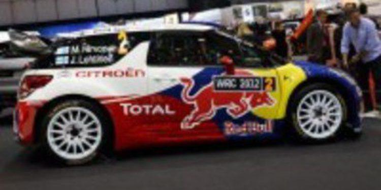 Citroën seguirá en el Mundial de Rallies a pesar de los problemas de PSA