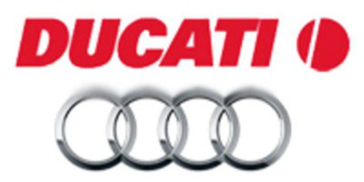 Audi ya es la propietaria de Ducati