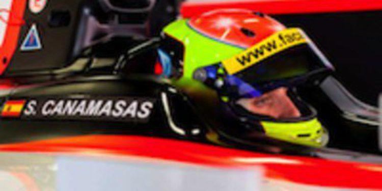 Tom Dillmann y Sergio Canamasas sustituyen a De Jong y Crestani para Hockenheim en GP2