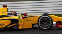 Davide Valsecchi se lleva el tiempo más rápido en los libres de GP2 en Hockenheim