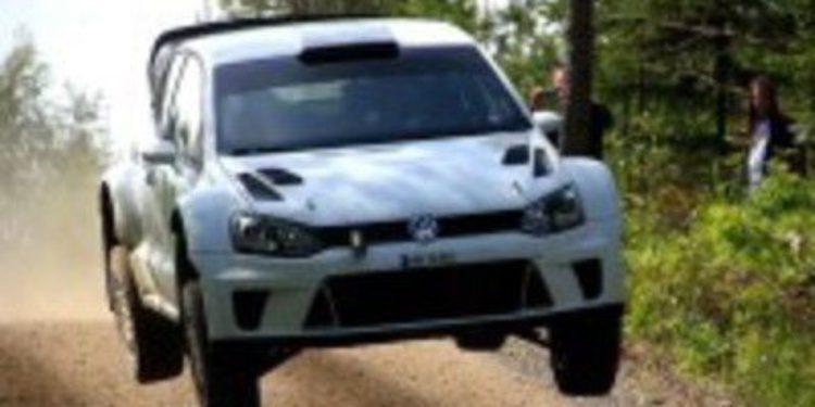 Volkswagen tendrá tres Polo R WRC en 2013 desde la cuarta prueba