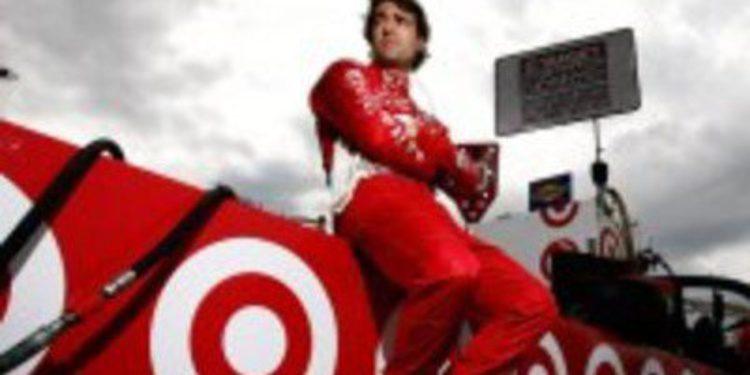 Dario Franchitti consigue ser el poleman de la IndyCar en Edmonton