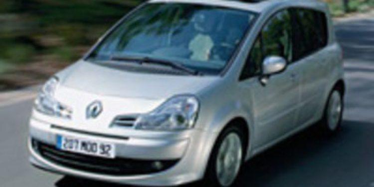 Renault modifica la oferta del Grand Modus para España