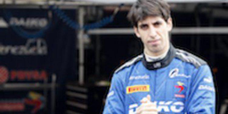 Sergio Canamasas continúa con el equipo Lazarus de GP2 en Hungría