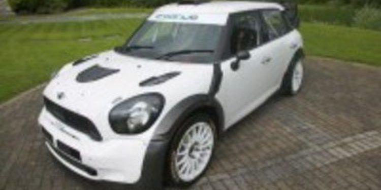 Prodrive venderá unidades del Mini WRC con volante a la derecha