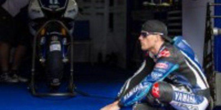 Ben Spies se irá de Yamaha a final de esta temporada