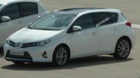 "Nuevo Toyota Auris, pillado ""posando"""