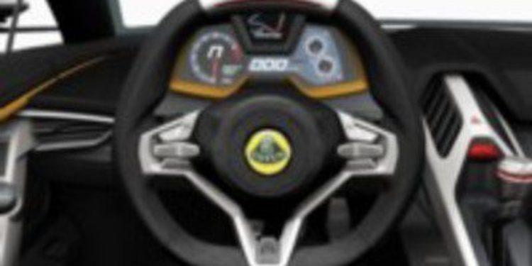 Novedades en Lotus Cars