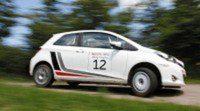 Toyota avanza en su regreso al WRC con la muestra del Yaris R1