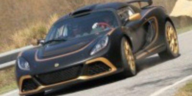 El homologado Lotus Exige R-GT debuta en Madeira