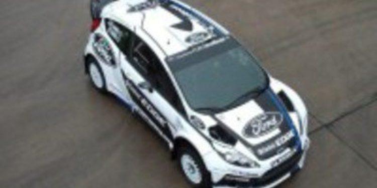 Ford estrenará decoración en el Rallie de Finlandia