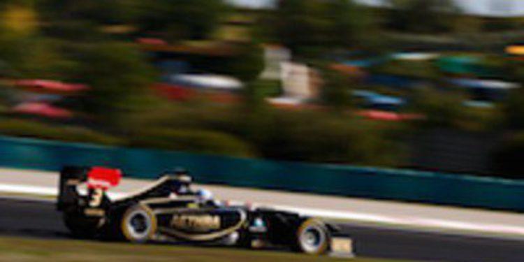 Aaro Vainio continúa su dominio en Hungría y se lleva la pole de GP3
