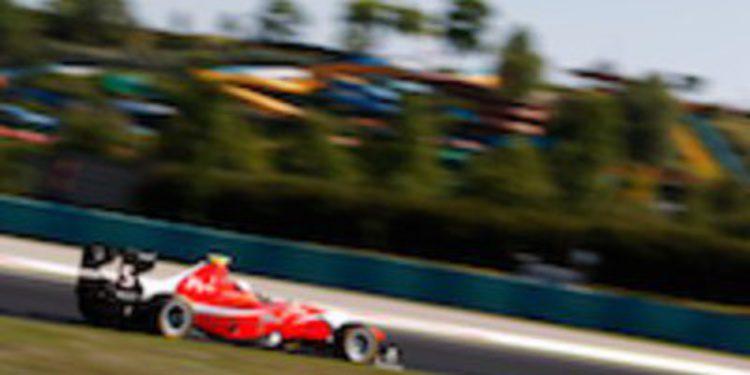 David Fumanelli y Robert Cregan sancionados tras la calificación de GP3 en Hungría