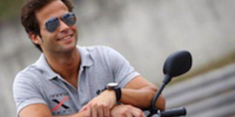 Teixeira sancionado con 30 segundos tras la carrera de GP2 en Hungría
