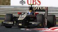 Esteban Gutierrez domina de principio a fin el sprint de Hungría en GP2