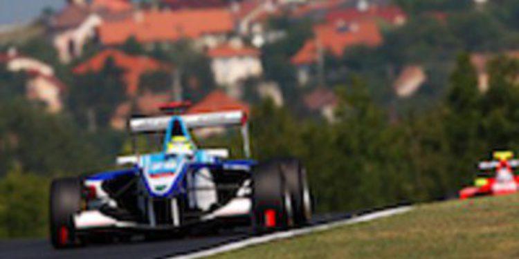 Tamas Pal Kiss pierde el tercer puesto en el sprint de GP3 por sanción