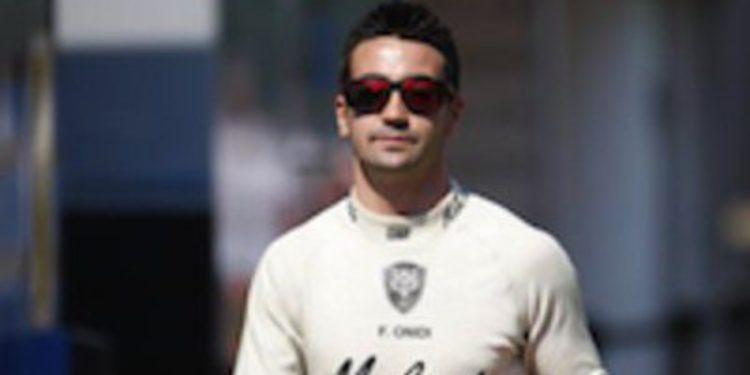 Fabio Onidi sancionado de cara a Spa en GP2