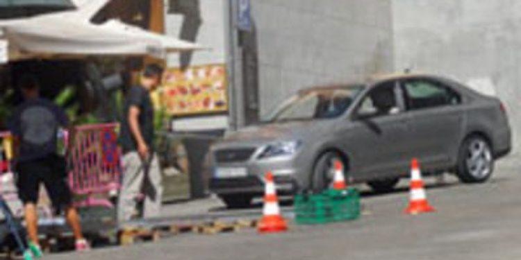 El SEAT Toledo se pone frente las cámaras para el rodaje de su anuncio