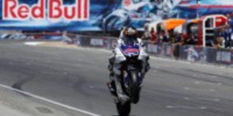 Jorge Lorenzo sale más lider de Laguna Seca con su segundo puesto
