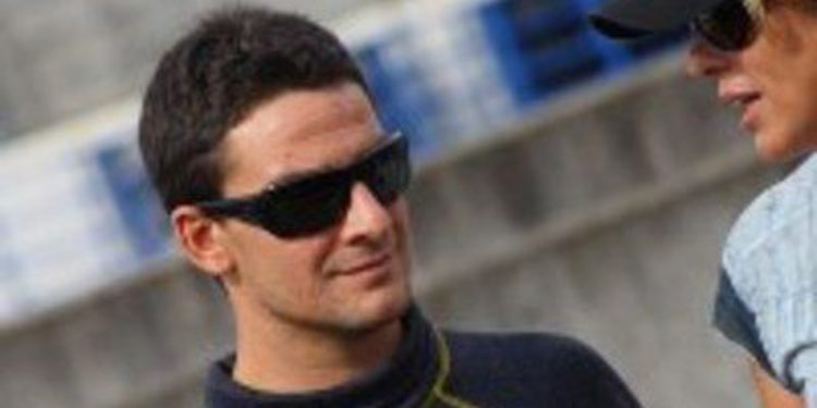 Giorgio Pantano sustituye a Charlie Kimball para Mid-Ohio