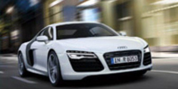 Ya podemos reservar nuestro nuevo Audi R8