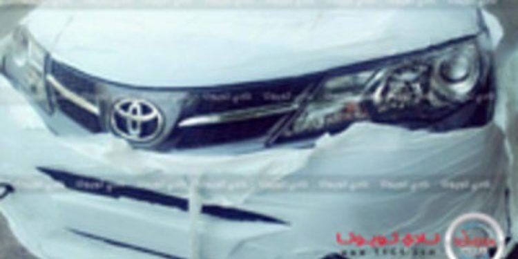 Desvelado el nuevo Toyota RAV4