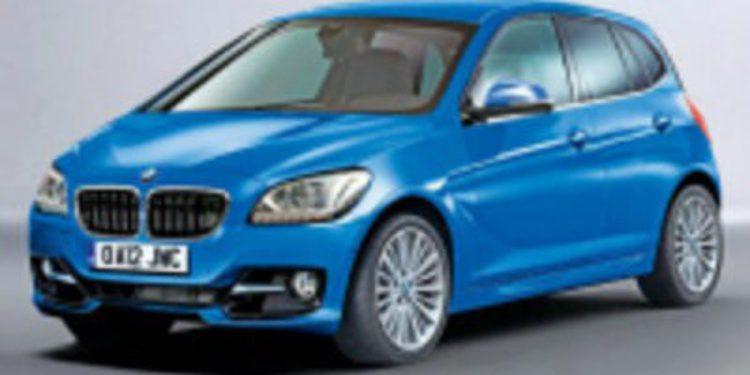 La familia BMW y crece y crece y crece