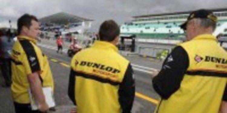 Dunlop realizará un test para Moto2 2013 en el Circuito de Mireval
