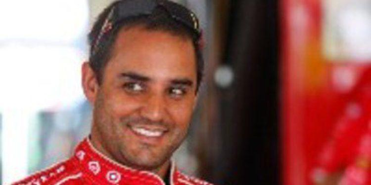 Juan Pablo Montoya consigue su primera pole del año en Pocono