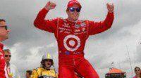 Scott Dixon consigue la victoria gracias al trabajo en boxes
