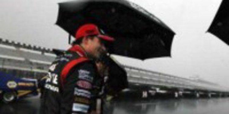 Jeff Gordon directo al chase con su victoria entre la lluvia de Pocono