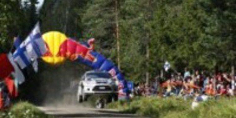 Red Bull será el promotor del Mundial de Rallies en 2013