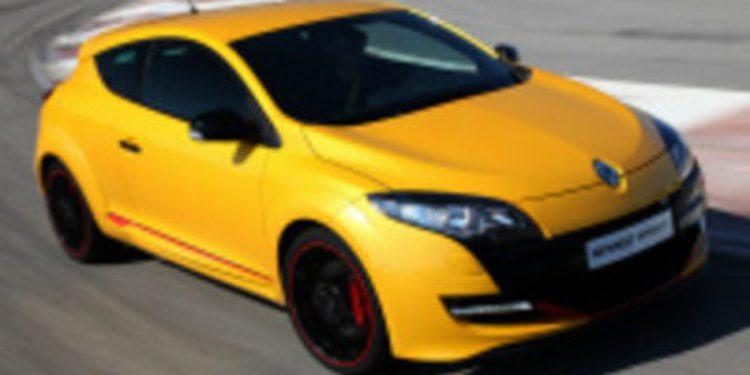 El preparador K-Tec extrae 300 CV al RenaultSport Megane Trophy
