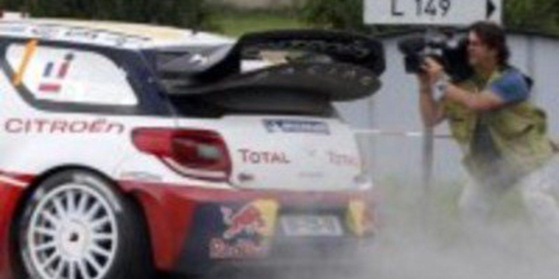 Citroën DS3 RRC es el camino hacia las carreras-cliente