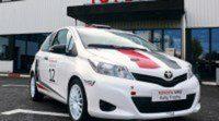 El pequeño Yaris R1 hará de Coche 0 en el Rallie de Alemania