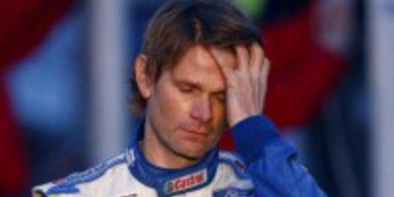 Marcus Grönholm sopesa alguna reaparición en el WRC