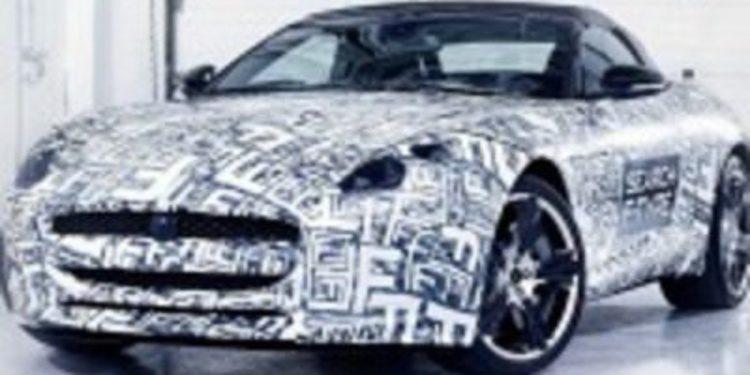 Jaguar hará oficial su F-Type en septiembre