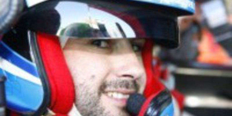 Evgeny Novikov elige a Nicolas Klinger como copiloto para Alemania