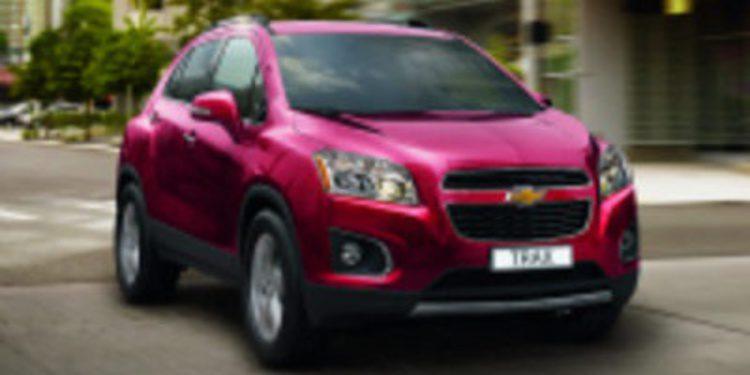 Chevrolet pone bajo los focos a su nuevo todoterreno Trax
