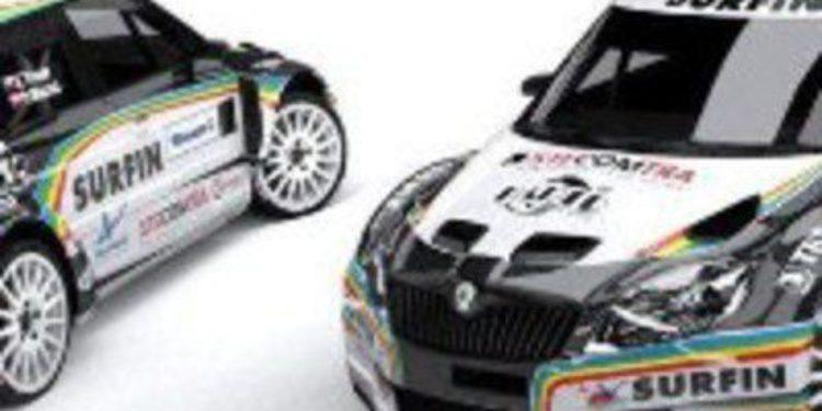 Emil Triner correrá en casa en el Barum Czech Rallie del IRC