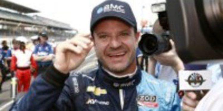 El Rahal Letterman Racing quiere a Rubens Barrichello