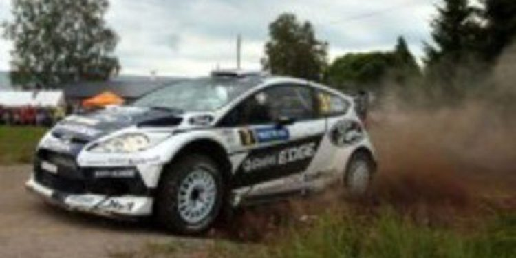 Ford actualizará su Fiesta RS WRC para el próximo año