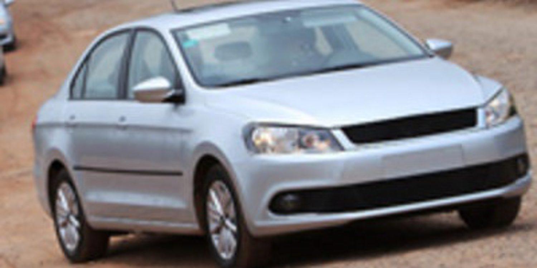 Nuevo Volkswagen Santana, solo para el mercado chino