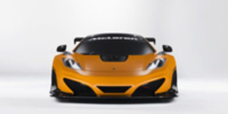 Nuevo McLaren 12C Can-Am Edition