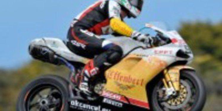 En Moscú no estará el Effenbert Liberty Racing
