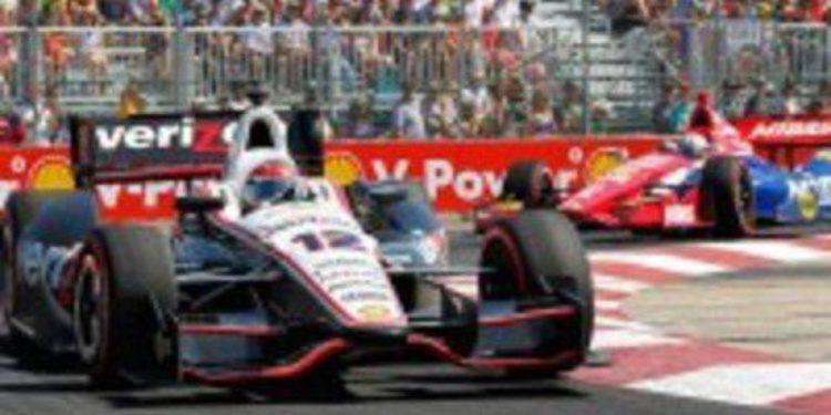 """La IndyCar se """"apretará el cinturón"""" de cara a 2013"""