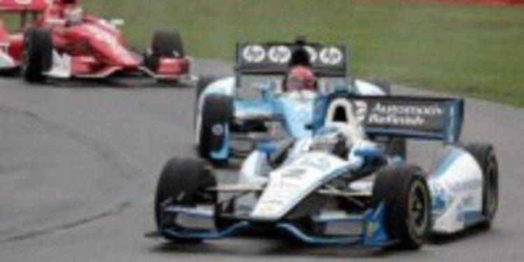 La IndyCar se desplaza a Sonoma para un test previo a la prueba