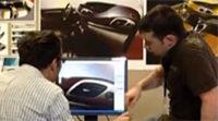 Vídeo del proceso de diseño de un nuevo modelo de automóvil