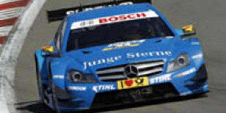 BMW responde en la segunda sesión de libres