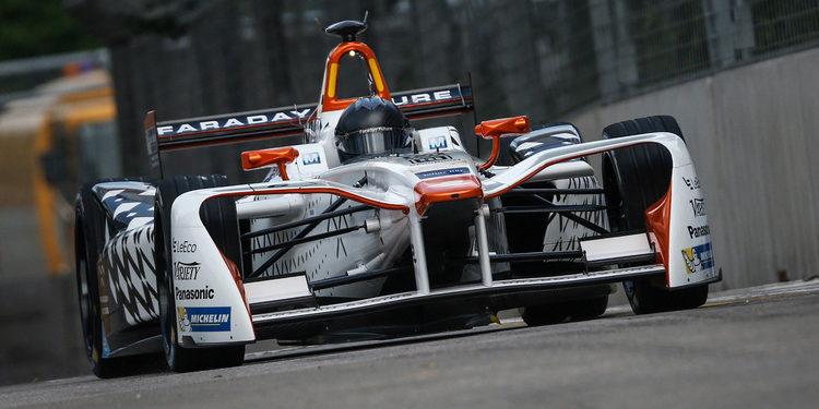 La situación de Faraday Future no afectará a Dragon Racing